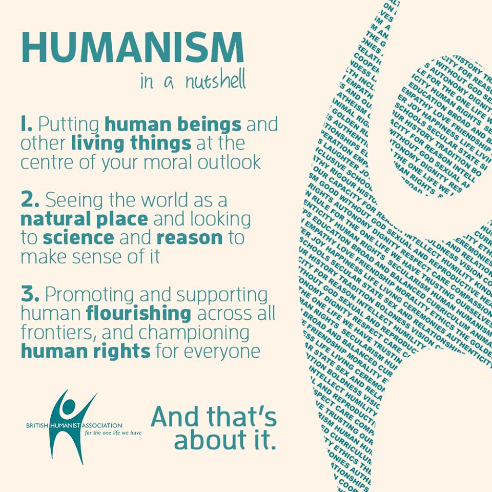 Humanisminanutshell